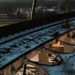 Kolaps střechy stadionu v ruském Petrohradě si vyžádal lidský život