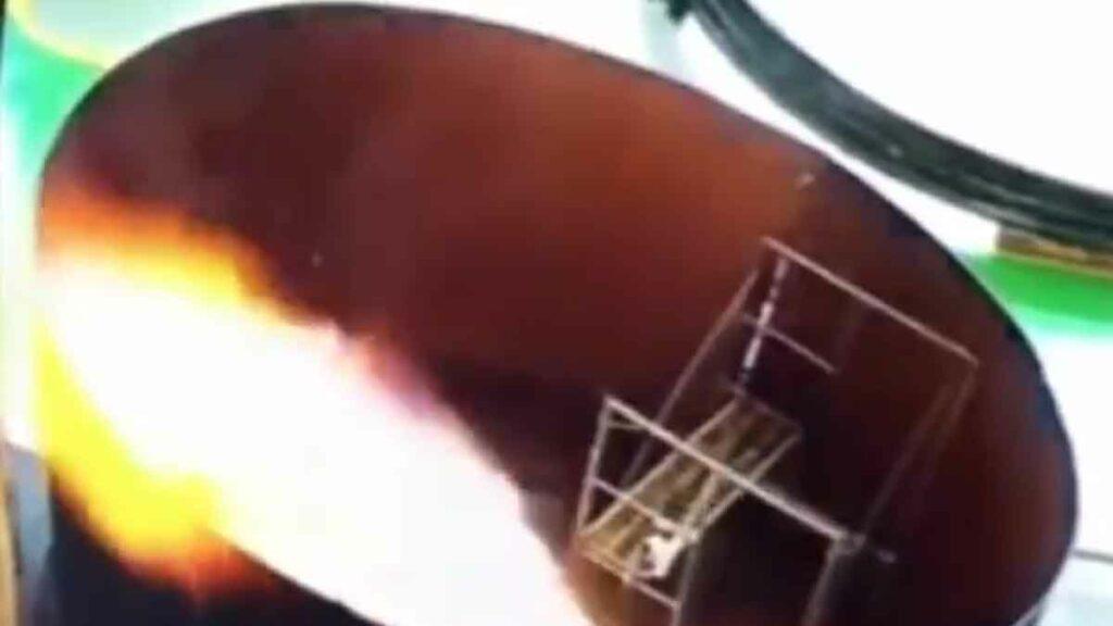 Svářeč podcenil riziko výbuchu a požáru