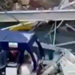 Jeřábová manipulace s těžkým břemenem končí tragicky