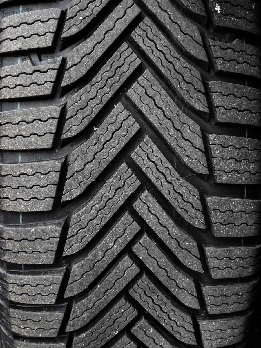 Vzorek zimních pneumatik