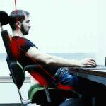 Nejčastějších 13 chyb při práci v sedě u PC - děláte je také?