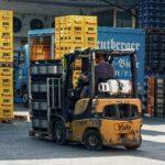 Pravidla pro bezpečný provoz motorových manipulačních vozíků