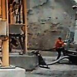Dokování cementového sila nejde dle plánu