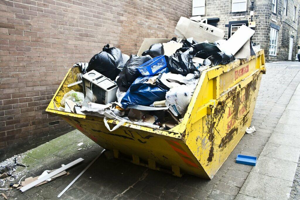Sběr a recyklace odpadů
